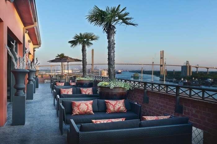 Bohemian Hotel Savannah Riverfront