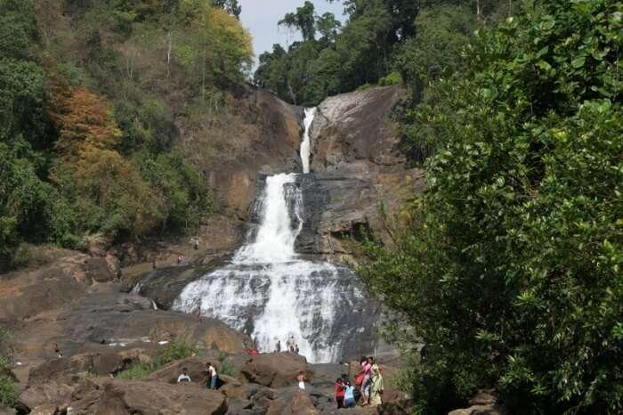 Boptah Ella Falls