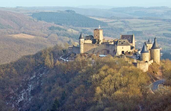 Bourscheid-Castle
