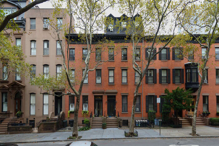 Brooklyn Heights in New york