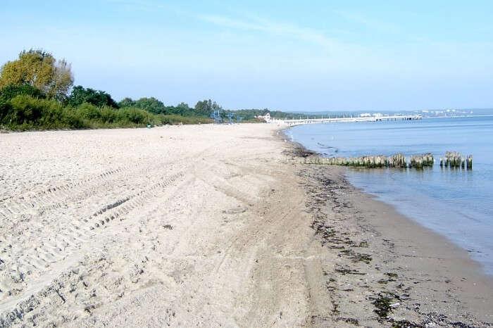Brzezno Beach