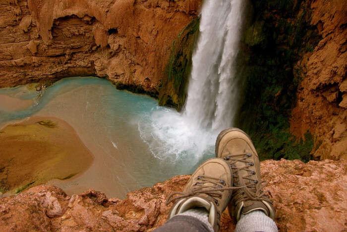 Carlon Falls Trail