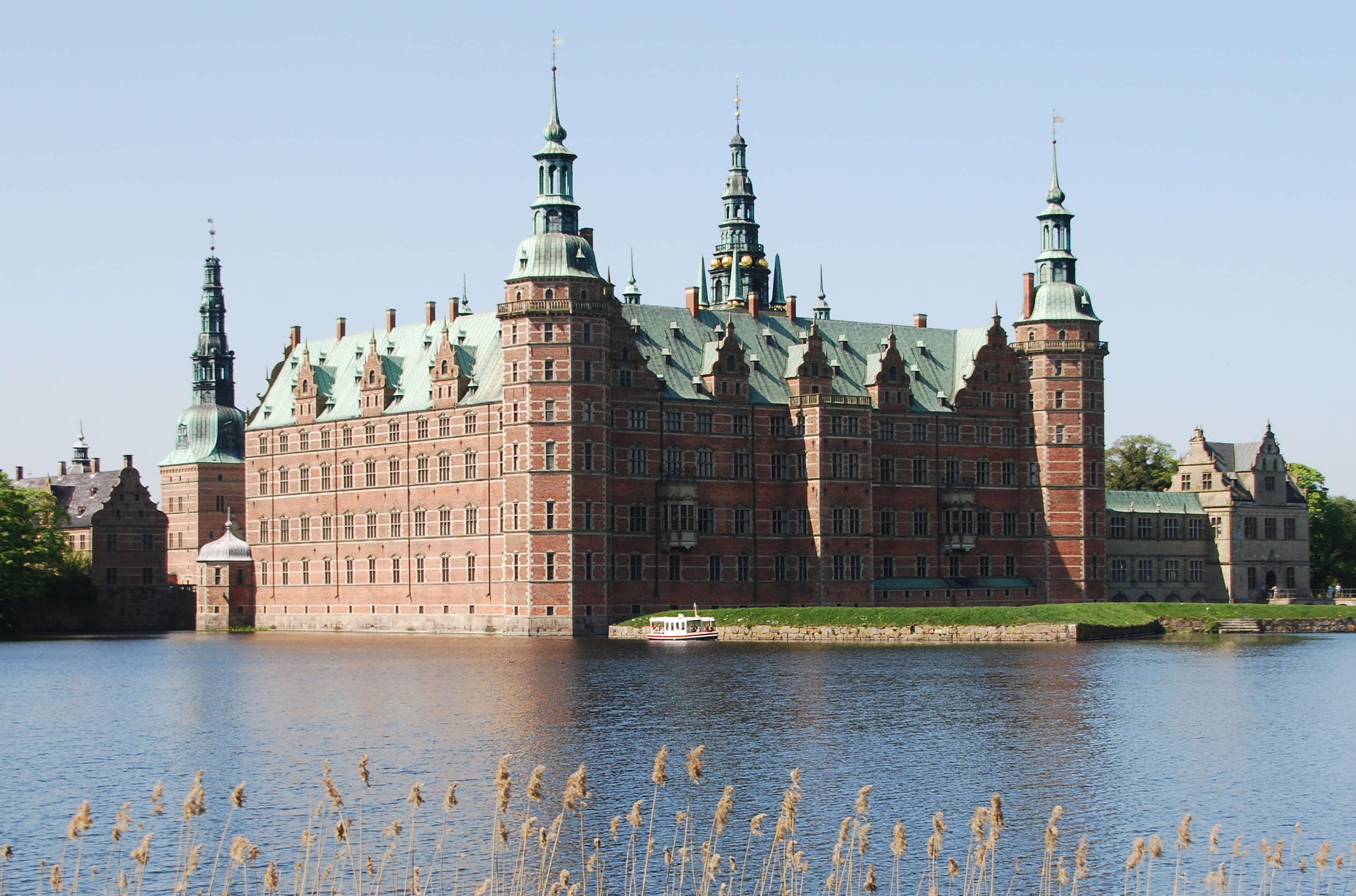 Castle Frederiksborg