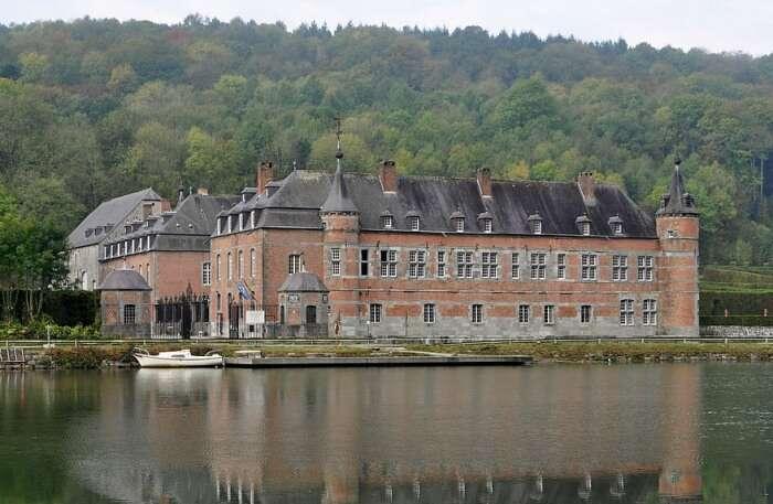 Castle Of Freyr