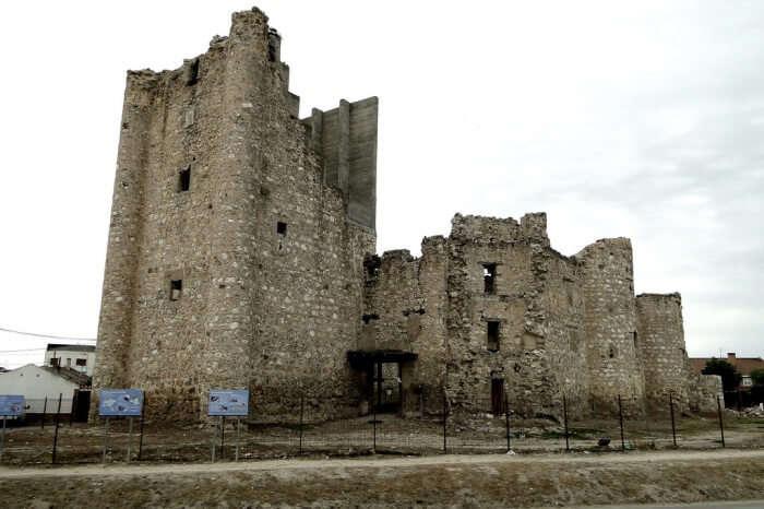 Castle of Torrejón de Velasco