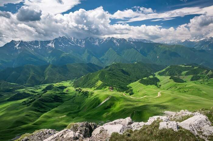 Caucasus Mountains Facts