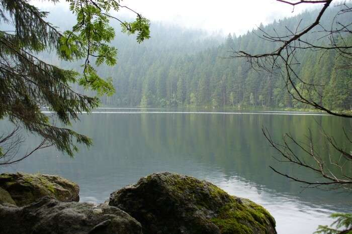 Certovo Lake