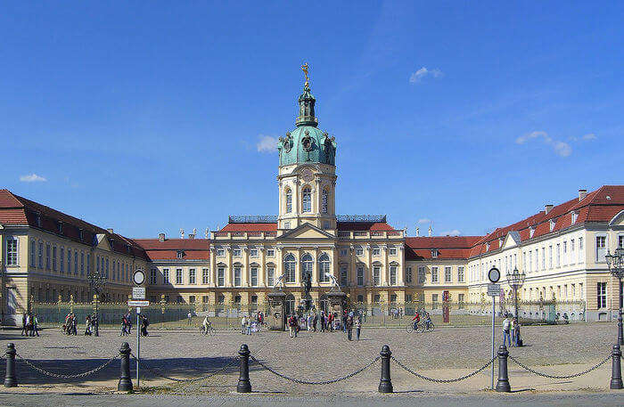 Beautiful Charlottenburg Palace