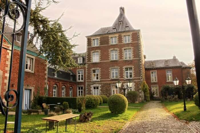 Chateau Cortils