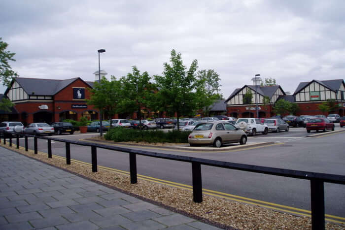 Cheshire Oak Designer Outlet
