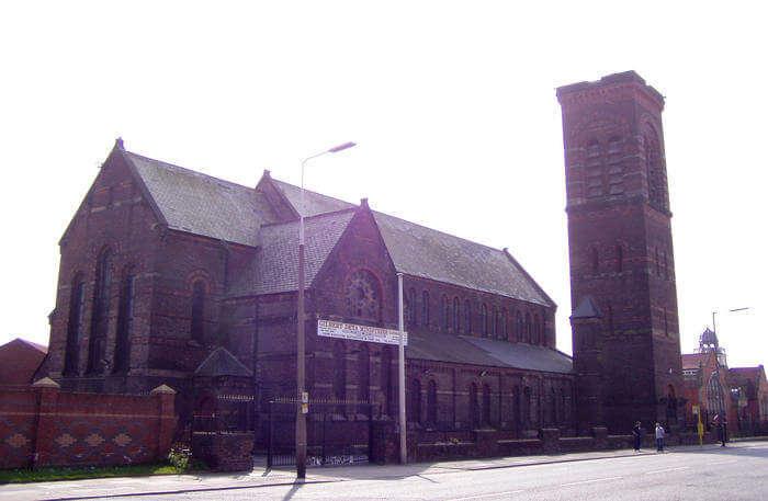 church Kensington