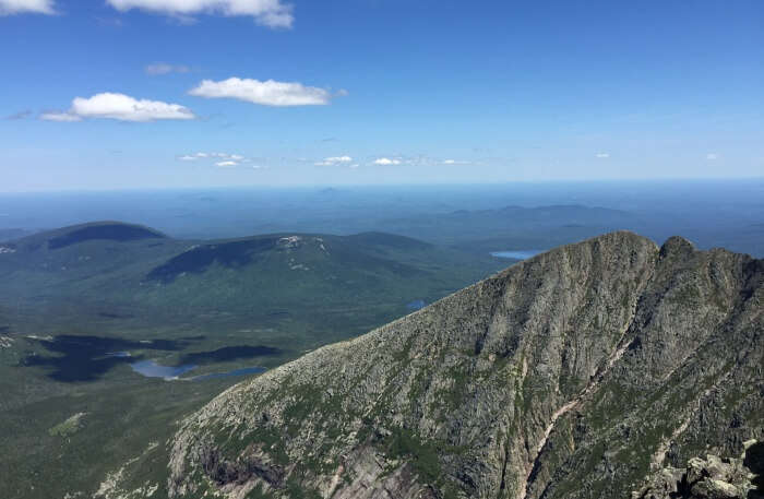 Climb Katahdin and Camp