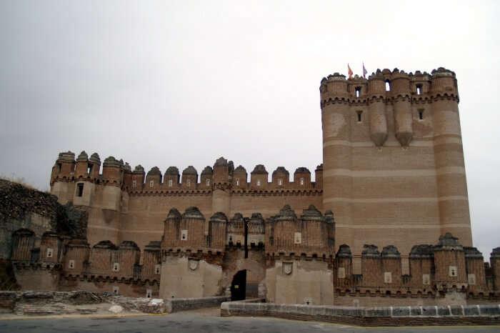 Coca Castle