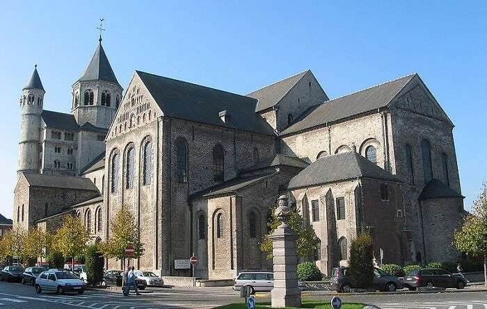 Collegiate Church Of St. Gertrude, Nivelles