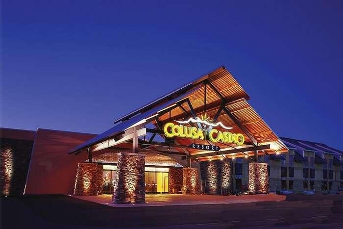 Colusa Casino Resort