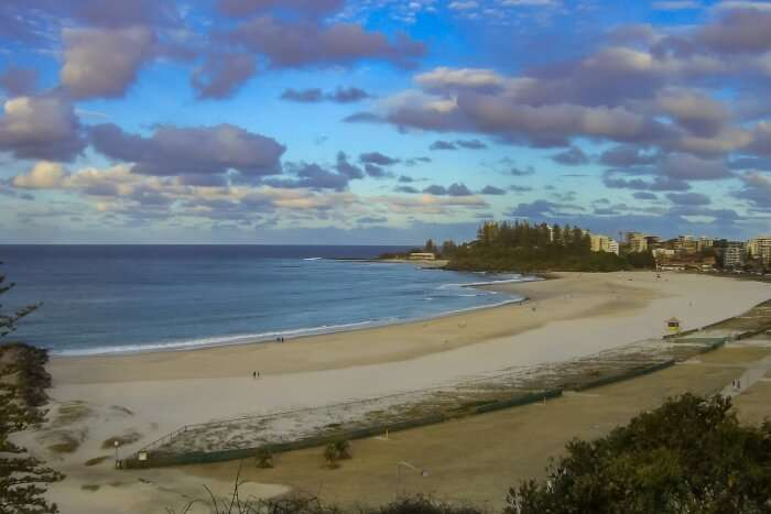 Coolangatta Beach Strand