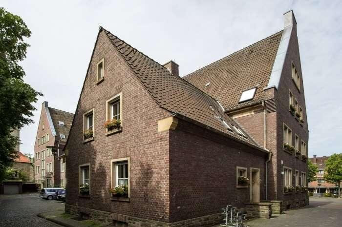 Dülmen, Rathaus