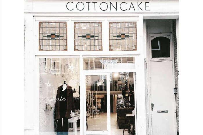 Cottoncake