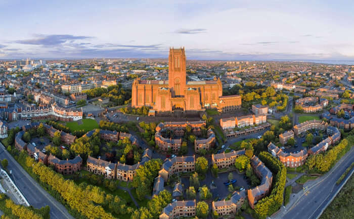 Awesome Churches in Liverpool