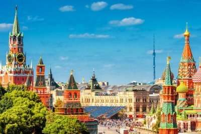 Cover - Moscow Travel Tips