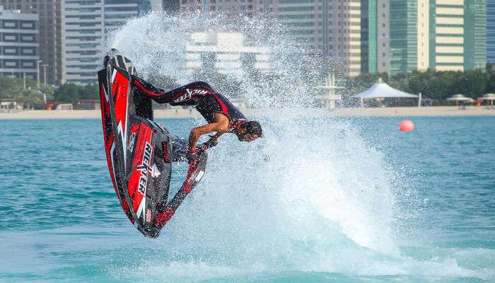 Amazing Water Sports In Abu Dhabi