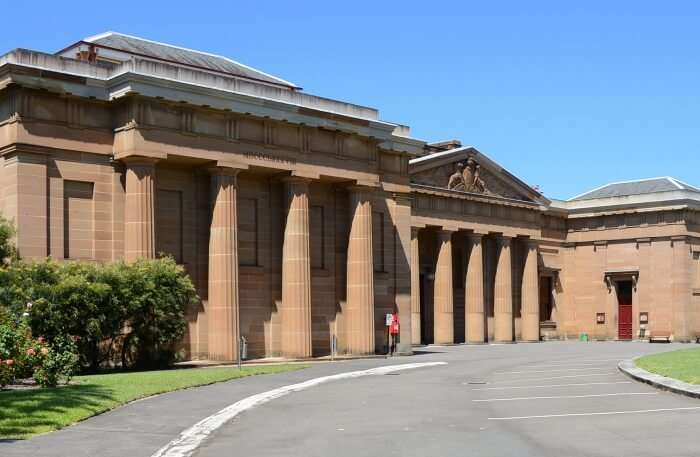 Darlinghurst Gaol In Sydney
