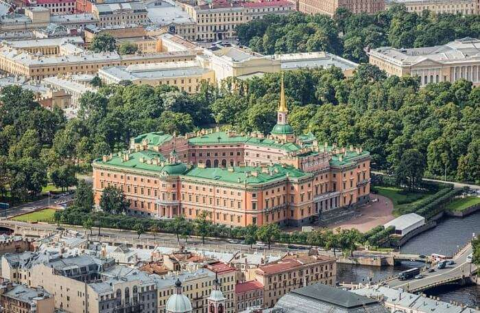 Day Trip To St. Petersburg's Royal Suburbs