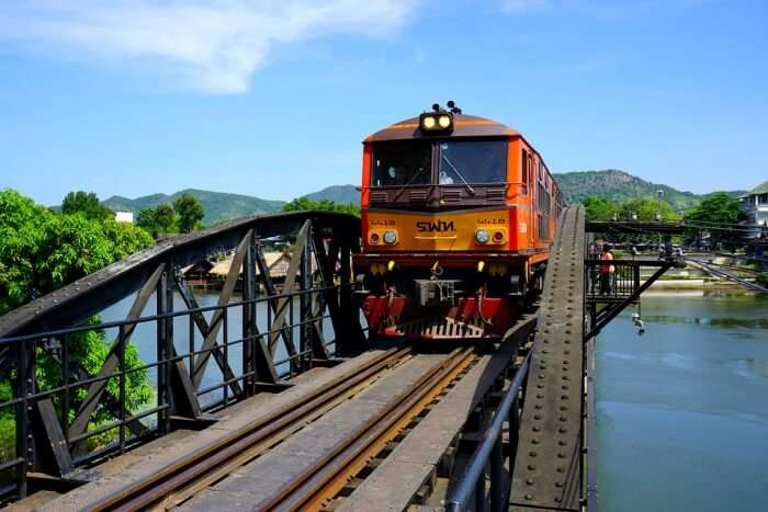 Death Railway Bridge
