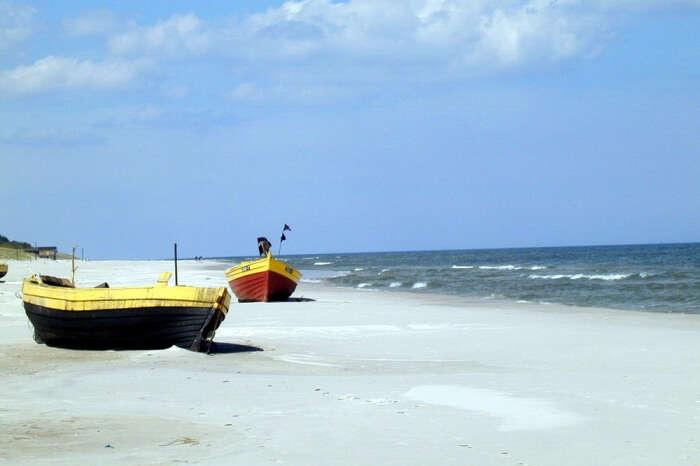 Debki-Beach