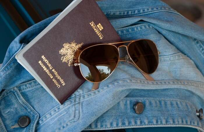 Do not forget your passport