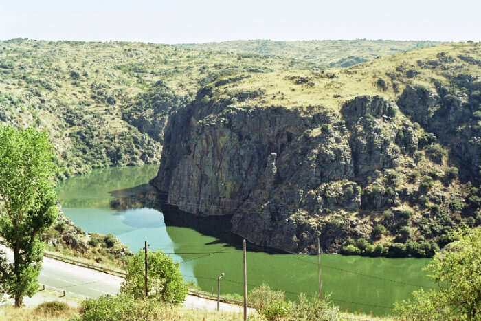 Douro International Natural Park in Portugal