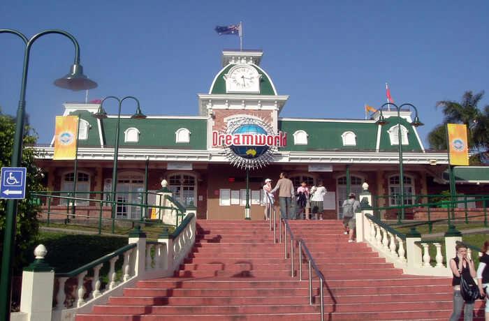 Dreamworld park