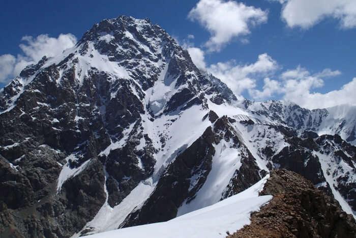 Dykh-Tau, Russia