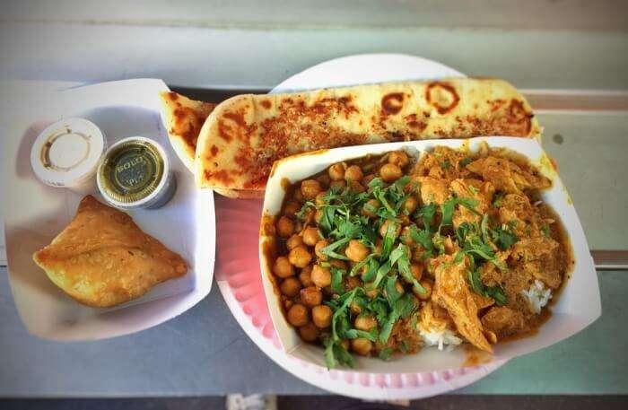Eden Garden Indian Restaurant