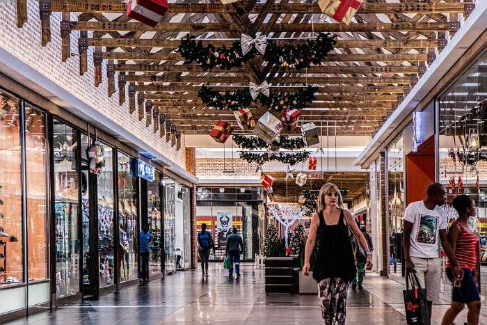 Espace Shopping Centre