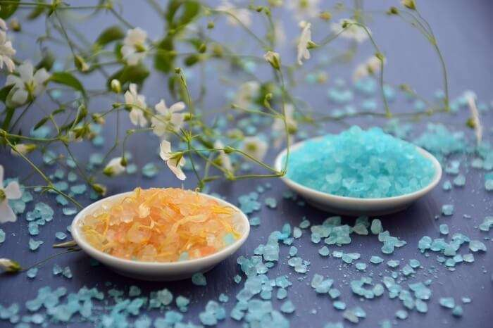 Natural Product Wellness Sea Salt Spa Aromatherapy