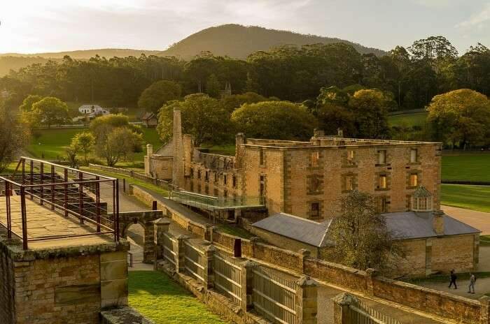 Explore Port Arthur Historic Site