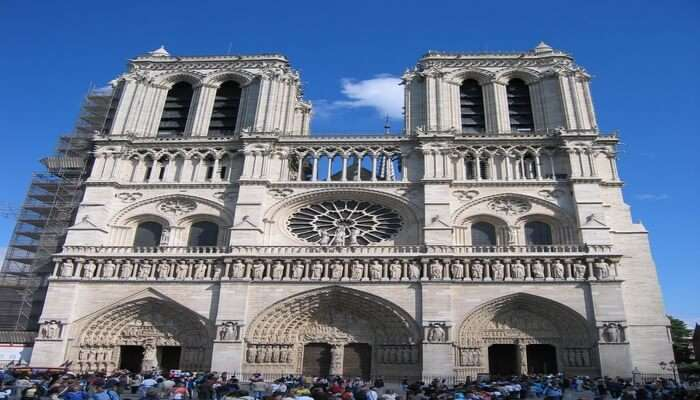 Explore The Cathedral Notre Dame