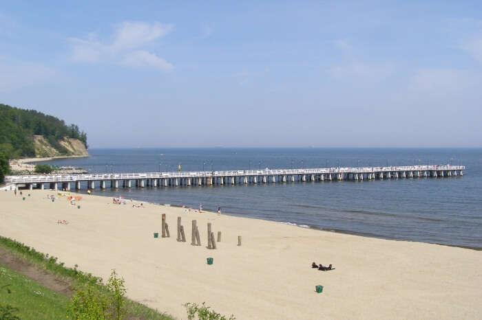 Gdynia-Beach