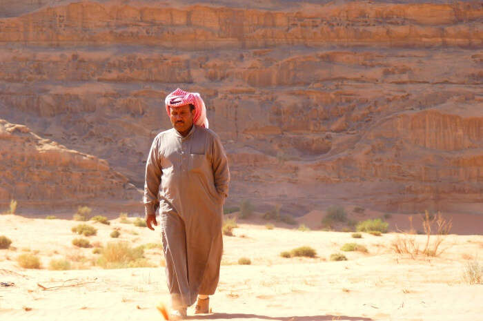 Get to Know the Nomads of Wadi Rum