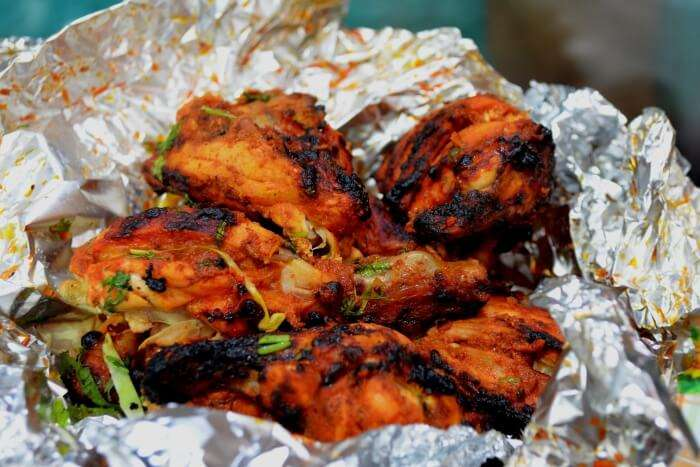 Ginger Grill Indian restaurant