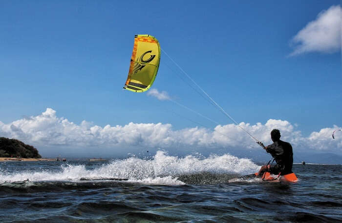 Kite Surfing Aquatics