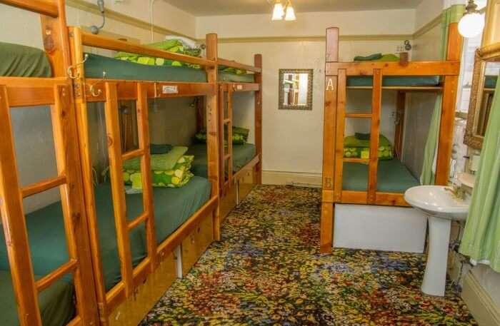 Green Tortoise Hostel in San Francisco