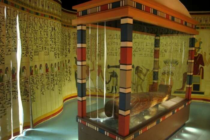 Guided tour of Egyptian Museums