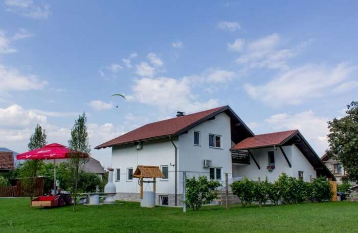 Hanzi Holiday Villa in Slovenia