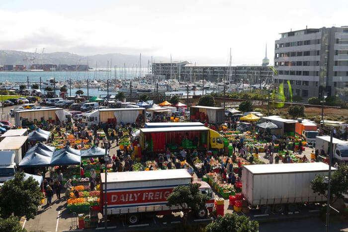 Harbourside Market
