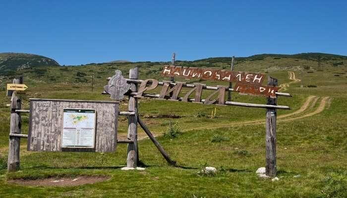Hiking in Rila National Park