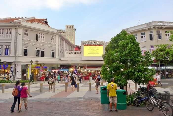 History Of Bugis Street