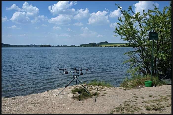 Hlucin-Lake