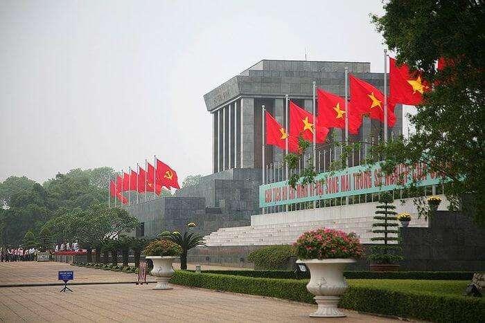 Information of Ho Chi Minh Mausoleum